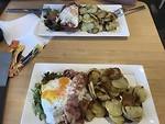 Eten vlak bij de Duitse grens - mjam