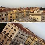 Uitzicht hotelkamer