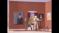 Eerste videoclip Hold me - Magritte