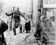 Sprong naar de vrijheid
