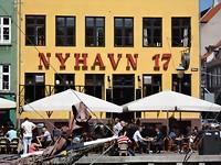 Heerlijke lunch bij Nyhavn 17