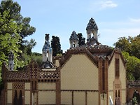 Nog meer werk van Gaudi