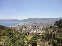 Uitzicht op Palermo