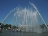 Gorky Park - fontein 3