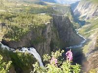 De Voringfossen Waterval