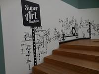 Kunst op de muur