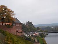 Uitzicht bij Restaurant Bella Vista