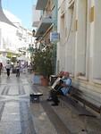 Afscheid van Algarve met muziek