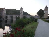 De Pont Valentré in Cahors