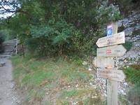 Wandelbordjes (route naar Santiago de Compostela)