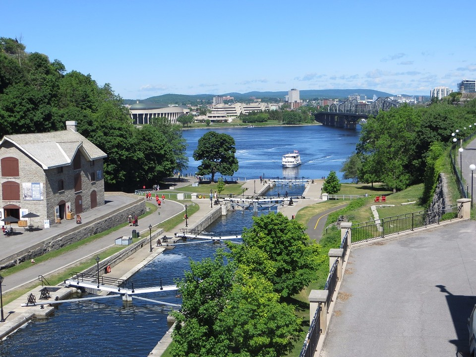 Sluizencomplex Ottawa