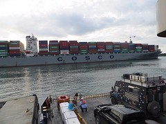 pont over het panama kanaal