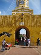 Kloktoren in Cartagena