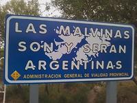 En ze geloven echt dat de eilanden van Argentinië zijn