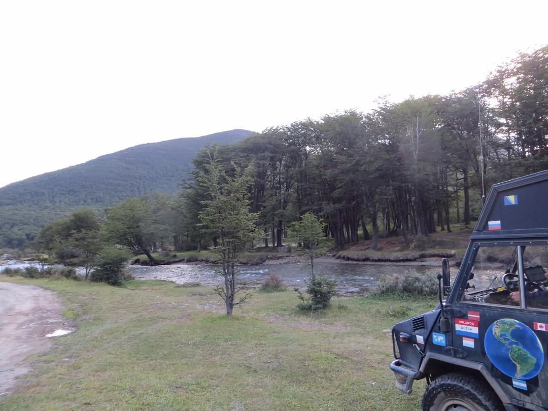 Freeriver camp