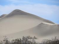 Zandduinen bij Piramides