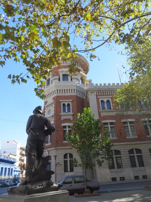 Montevideo, Bomberos