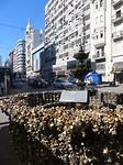 Montevideo, veel sloten