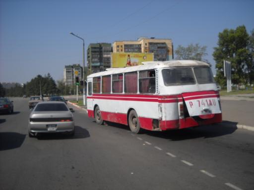 Bus, zo goed als nieuw