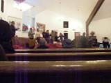 Zondagsmis met reverent Al Green