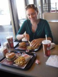 Wendy's on the road