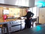 In de keuken van de JEUGDherberg