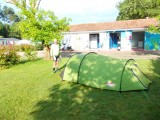Camping in Onesse-et-Laharie