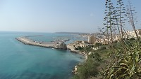 De haven van Sciacca