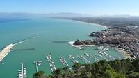 Haven van Castellammare del Golfo