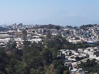 Uitzicht over Guatemala-stad