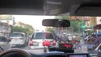 Dag 37 - Timelapse taxi vietnam