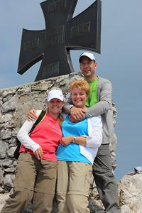 Anneke, Ralph en Kimberly