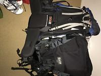 Backpacks Bach en Lowe Alpine