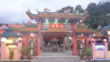Chinese tempel in Mersing - 2
