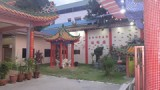 Chinese tempel in Mersing