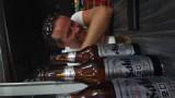 Lekker Asahi biertje