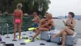 Snorkelen vanaf ponton