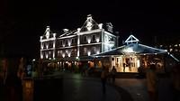 Het Anker by night