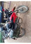 Motor met Tas