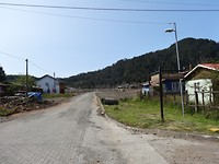 Half dorp onder lawine ( ? jaren geleden)