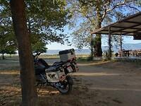 Hotel Doviros in Doirani (grens Griekenland-Noord Macedonië)