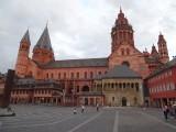 De dom in Mainz