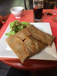 Lunch in Saint-Emilion