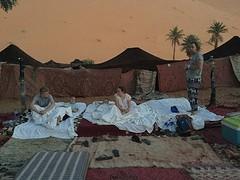 Wakker worden in de woestijn