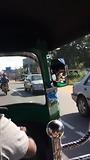 Ritje tuktuk Negombo