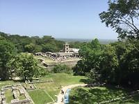 Maya stad Palenque