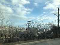 Hoboken, bovenaan de heuvels
