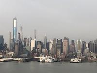 US Naval IC Ship at Pier 90 NYC