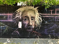 Einstein - Jersey City - The Heights