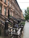 Streets in Hoboken
